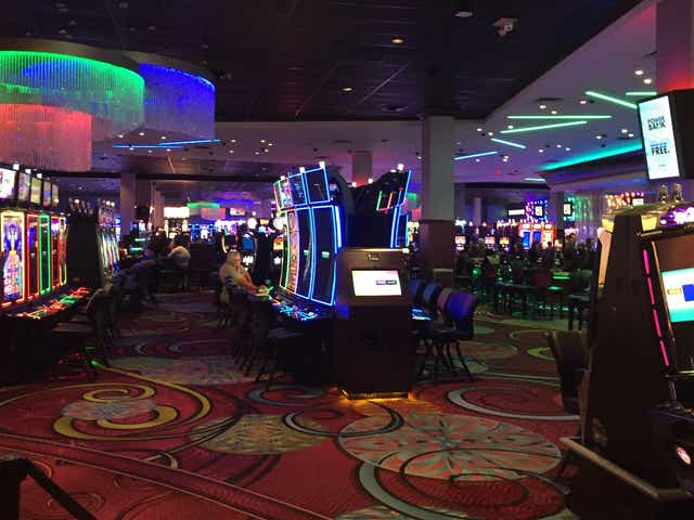 It's All About The Casino